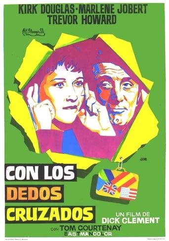 Poster of Con los dedos cruzados