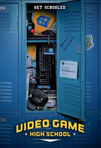 Poster of Video Game High School fragman