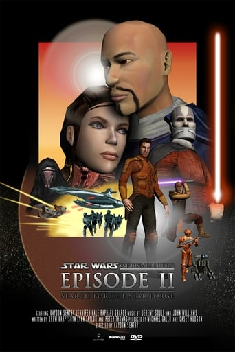 Poster of Star Wars Knights of the Old Republic: Episode 2: Veil of the Dark Side