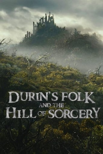 Poster of Durin's Folk and the Hill of Sorcery