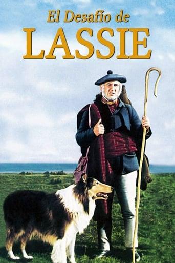 Poster of El desafío de Lassie