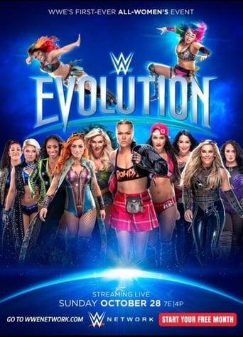 Poster of WWE Evolution