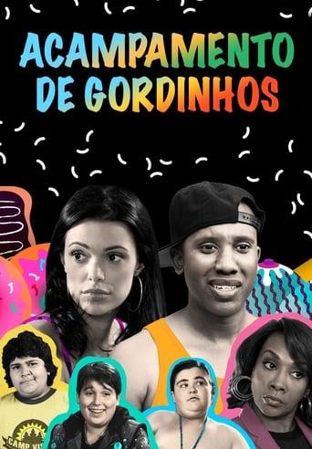 Poster of Acampamento de Gordinhos