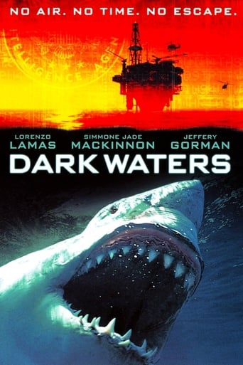 Águas Escuras - Poster