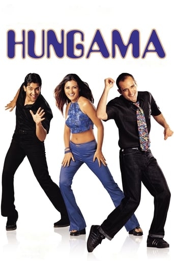Poster of Hungama