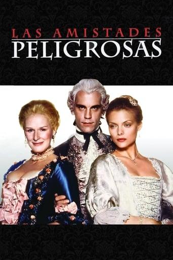 Poster of Las amistades peligrosas