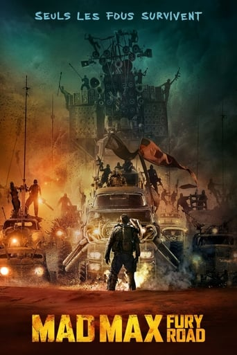 Poster of Mad Max : Fury Road