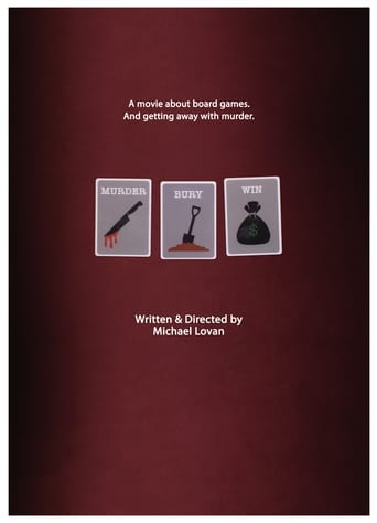 Poster Murder Bury Win