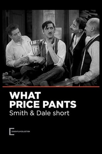 Poster of What Price Pants
