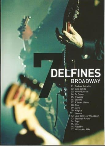 Los 7 Delfines: Broadway