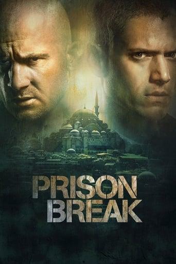 Poster of Prison Break: Em Busca da Verdade
