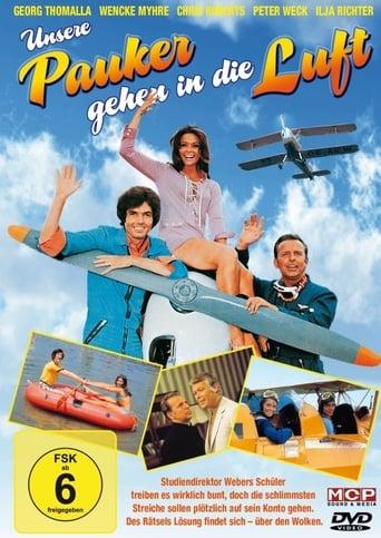 Poster of Unsere Pauker gehen in die Luft