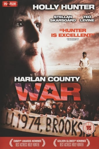 Poster of Harlan County War