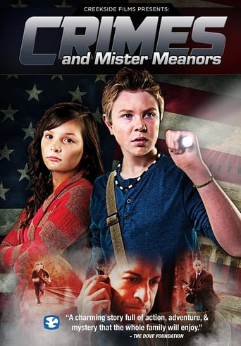 Poster of Crimes and Mister Meanors