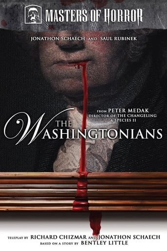 Poster of The Washingtonians