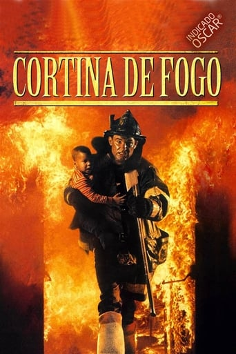 Cortina de Fogo - Poster