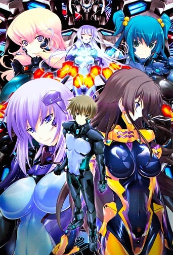 Poster of Muv-Luv Alternative: Total Eclipse