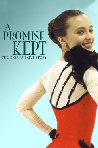 Poster of A Promise Kept: The Oksana Baiul Story