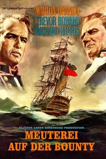 Filmplakat von Meuterei auf der Bounty