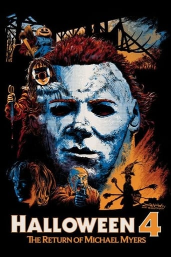 Poster Halloween 4: The Return of Michael Myers