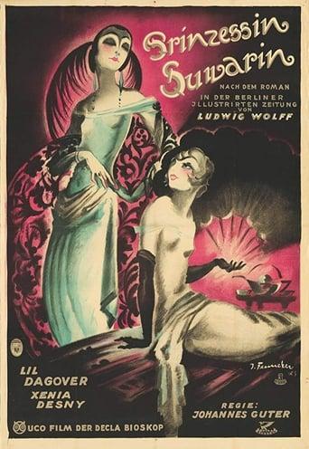 Poster of Die Prinzessin Suwarin