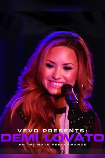 Poster of Demi Lovato - An Intimate Performance