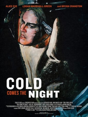 Cold Comes the Night (2013) - poster