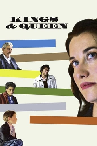 Poster of Kings and Queen