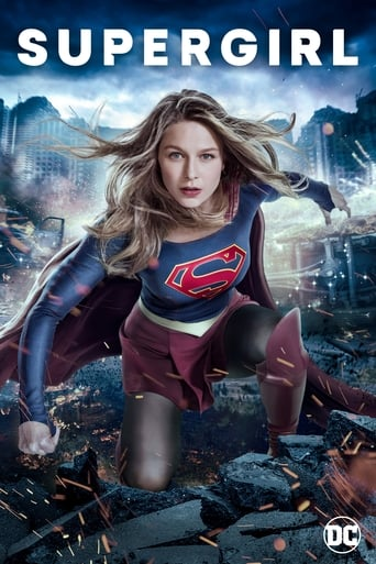Supergirl 3ª Temporada - Poster