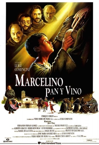 Poster of Miracle of Marcellino