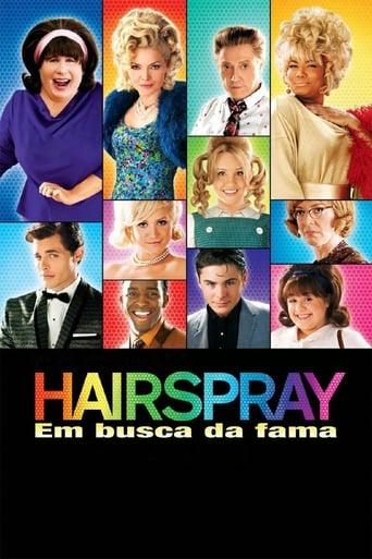 Hairspray: Em Busca da Fama - Poster