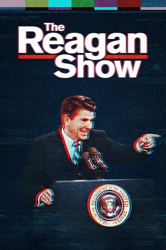 Poster of The Reagan Show