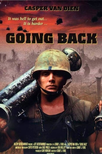 Poster of Going Back