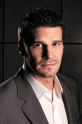 David Boreanaz alias Hal Jordan / Green Lantern (voice)