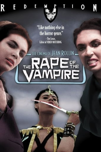 Poster of The Rape of the Vampire