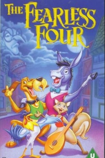 Die furchtlosen Vier