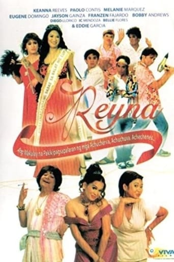 Poster of Reyna