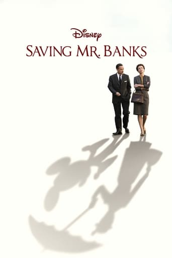 Poster of Saving Mr. Banks
