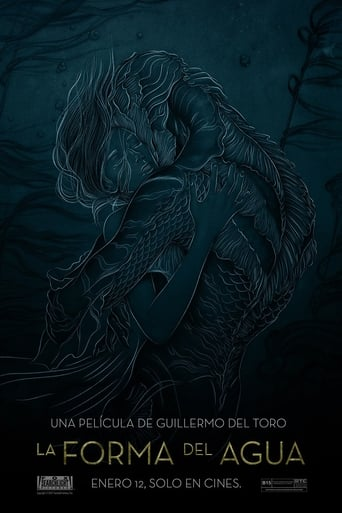 La forma del agua The Shape of Water
