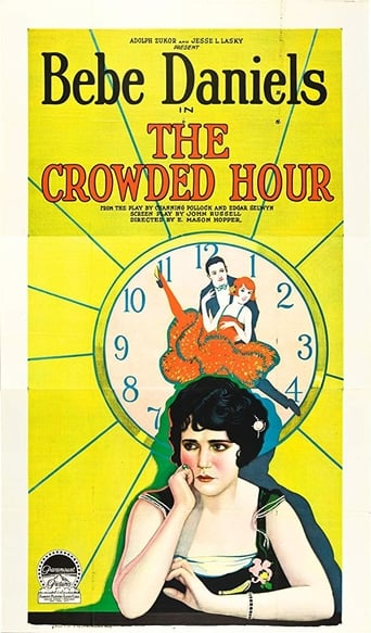 Poster of The Crowded Hour