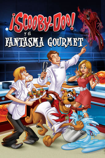 Poster of ¡Scooby Doo! Y el fantasma gourmet