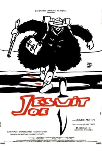 Poster of Jesuit Joe