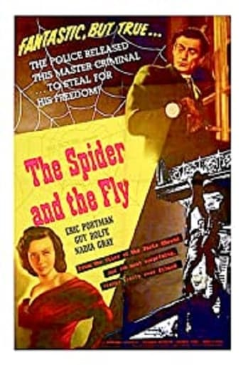 Poster of The Spider and the Fly