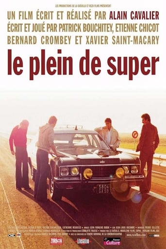Poster of Fill 'er Up with Super