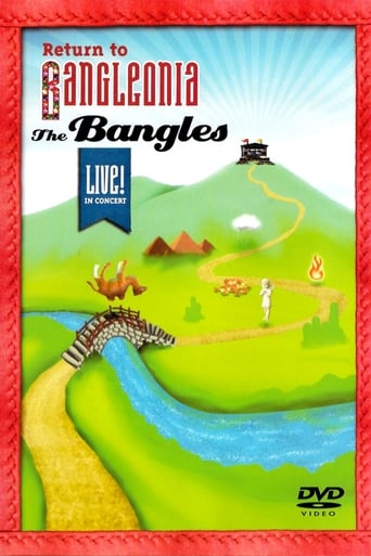 Poster of The Bangles: Return to Bangleonia