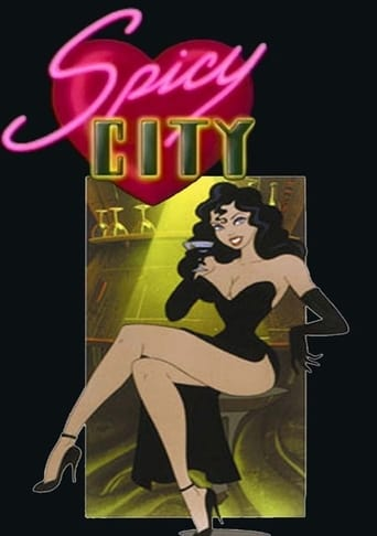 Poster of Spicy City