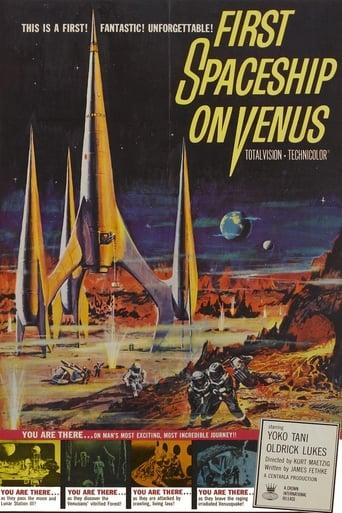 Poster of First Spaceship on Venus