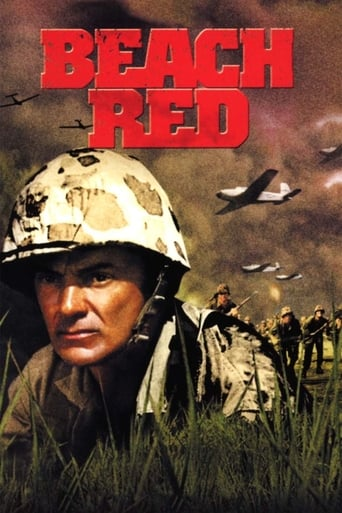 Poster of Beach Red