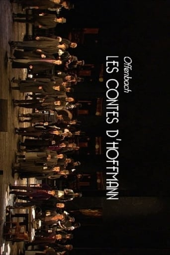 Poster of Les Contes d'Hoffmann