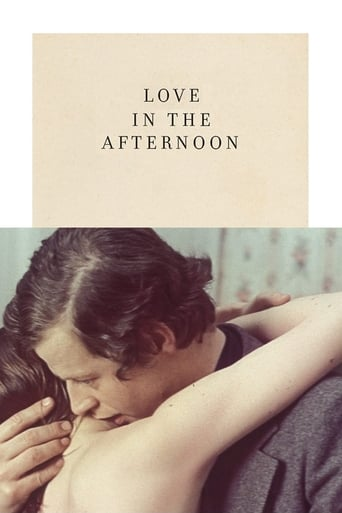 Poster of Love in the Afternoon